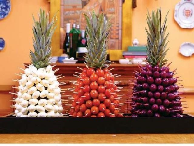 Festas Sofisticadas Com Decoração De Frutas 5