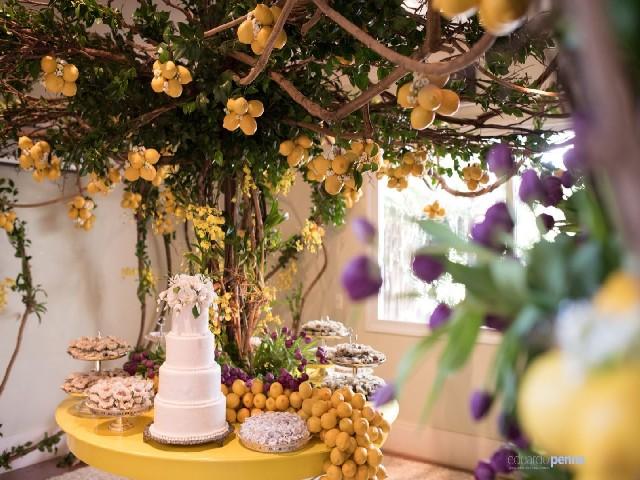 Festas Sofisticadas Com Decoração De Frutas 6