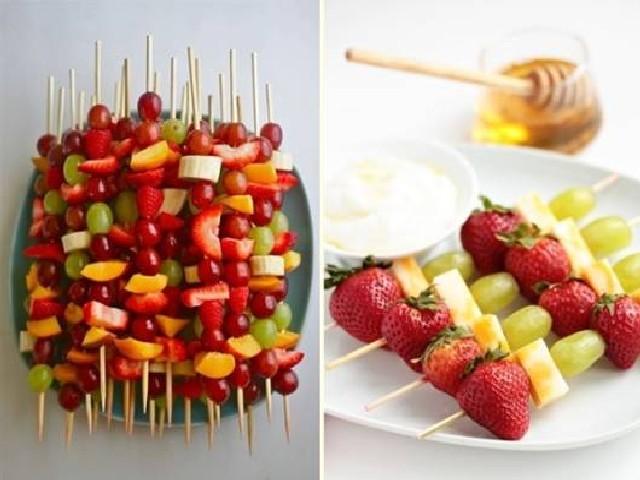 Festas De Criança Com Frutas 5