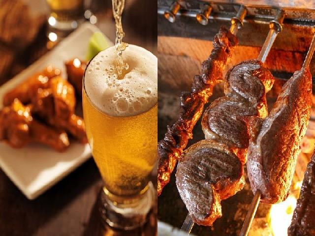 Fotos De Churrasco Simples Com Cerveja 2