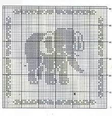 Gráfico De Crochê 19