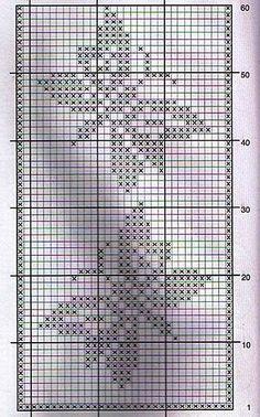 Gráfico De Crochê 4
