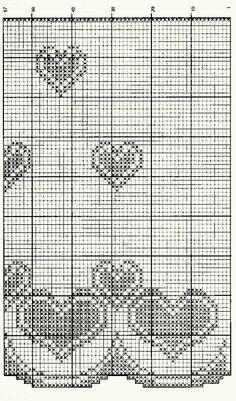 Gráfico De Crochê 6
