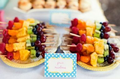 Ideias De Decoração Com Frutas Para Festas