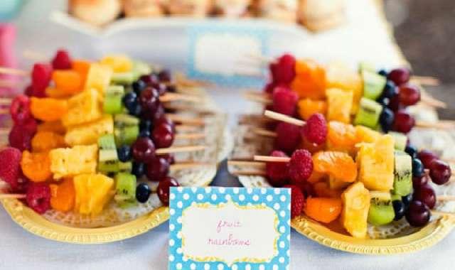 Ideias de Decoração com Frutas para Festas – Fotos e Dicas!