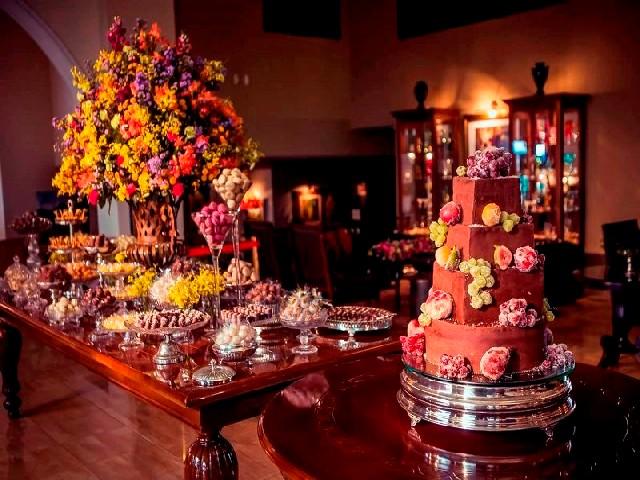 Ideias De Decoração Com Frutas Para Festas FOTOS 12