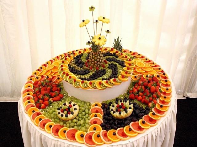 Ideias De Decoração Com Frutas Para Festas FOTOS 4