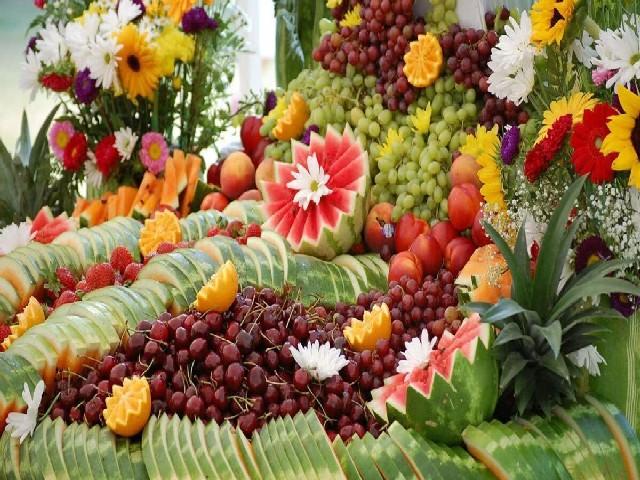 Ideias De Decoração Com Frutas Para Festas FOTOS 5
