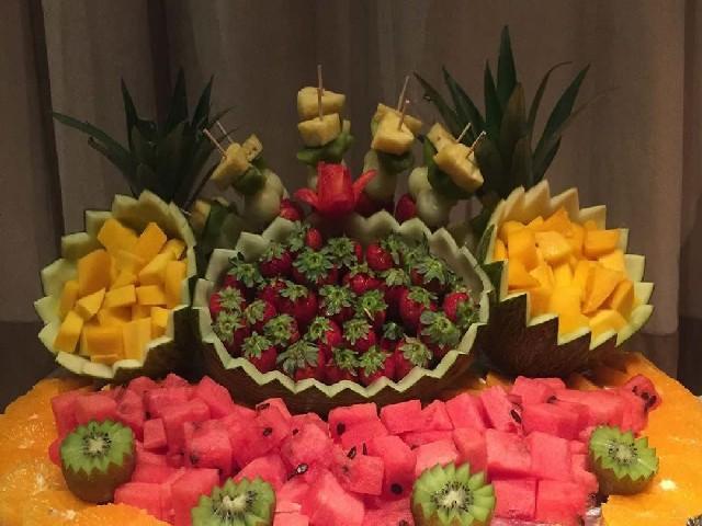 Ideias De Decoração Com Frutas Para Festas FOTOS 6
