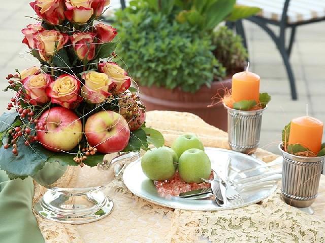 Ideias De Decoração Com Frutas Para Festas FOTOS 7