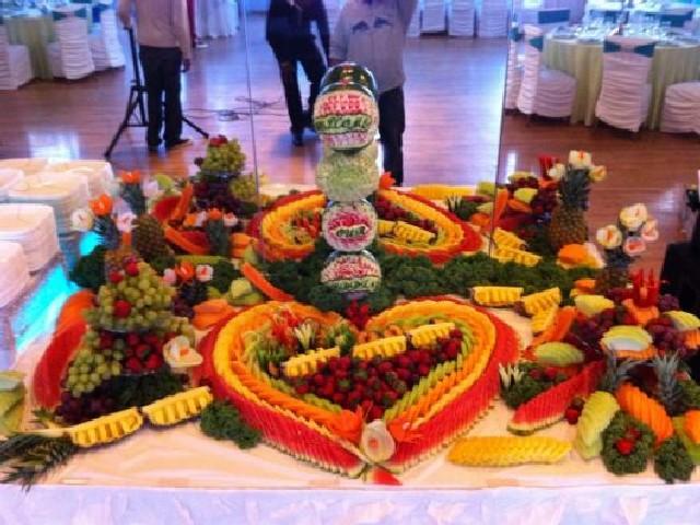 Ideias De Decoração Com Frutas Para Festas FOTOS 8