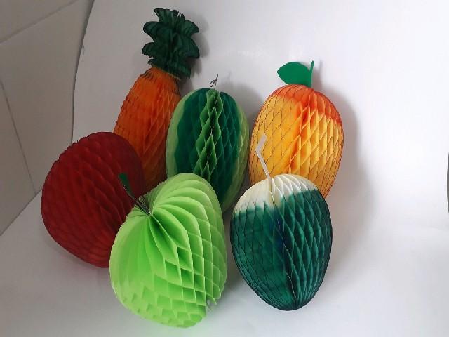 Ideias De Decoração Com Frutas Para Festas Em Família