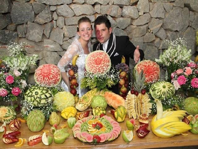 Ideias De Decorações Para Festas De Casamento 6