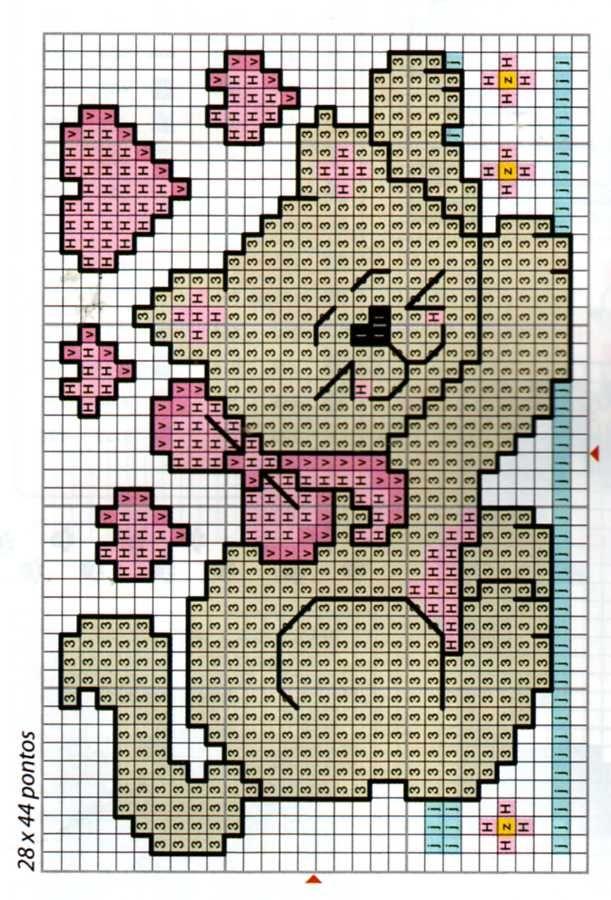 Jogo De Cozinha De Crochê Passo A Passo Com Gráficos 10