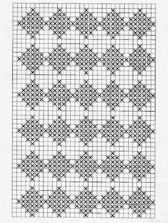 Jogo De Cozinha De Crochê Passo A Passo Com Gráficos 12