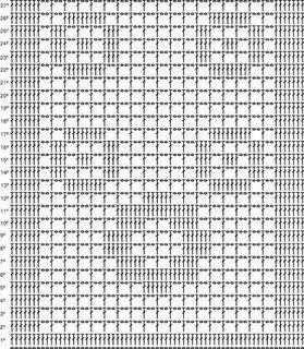 Jogo De Cozinha De Crochê Passo A Passo Com Gráficos 15