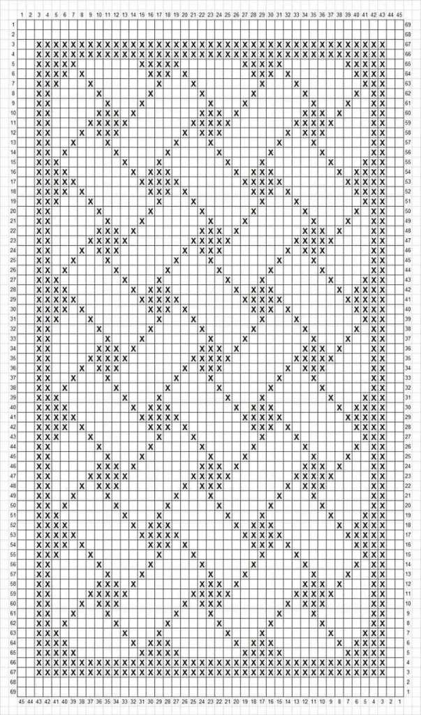 Jogo De Cozinha De Crochê Passo A Passo Com Gráficos 17