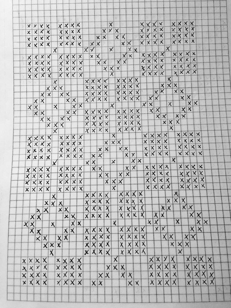 Jogo De Cozinha De Crochê Passo A Passo Com Gráficos 19