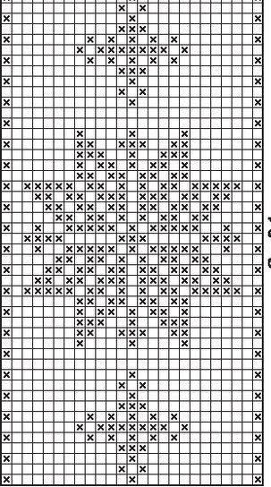 Jogo De Cozinha De Crochê Passo A Passo Com Gráficos 21