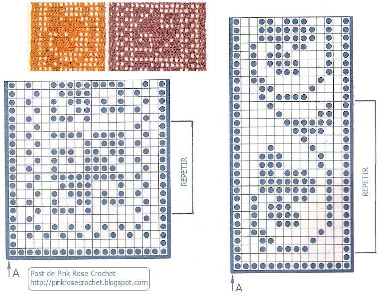 Jogo De Cozinha De Crochê Passo A Passo Com Gráficos 24