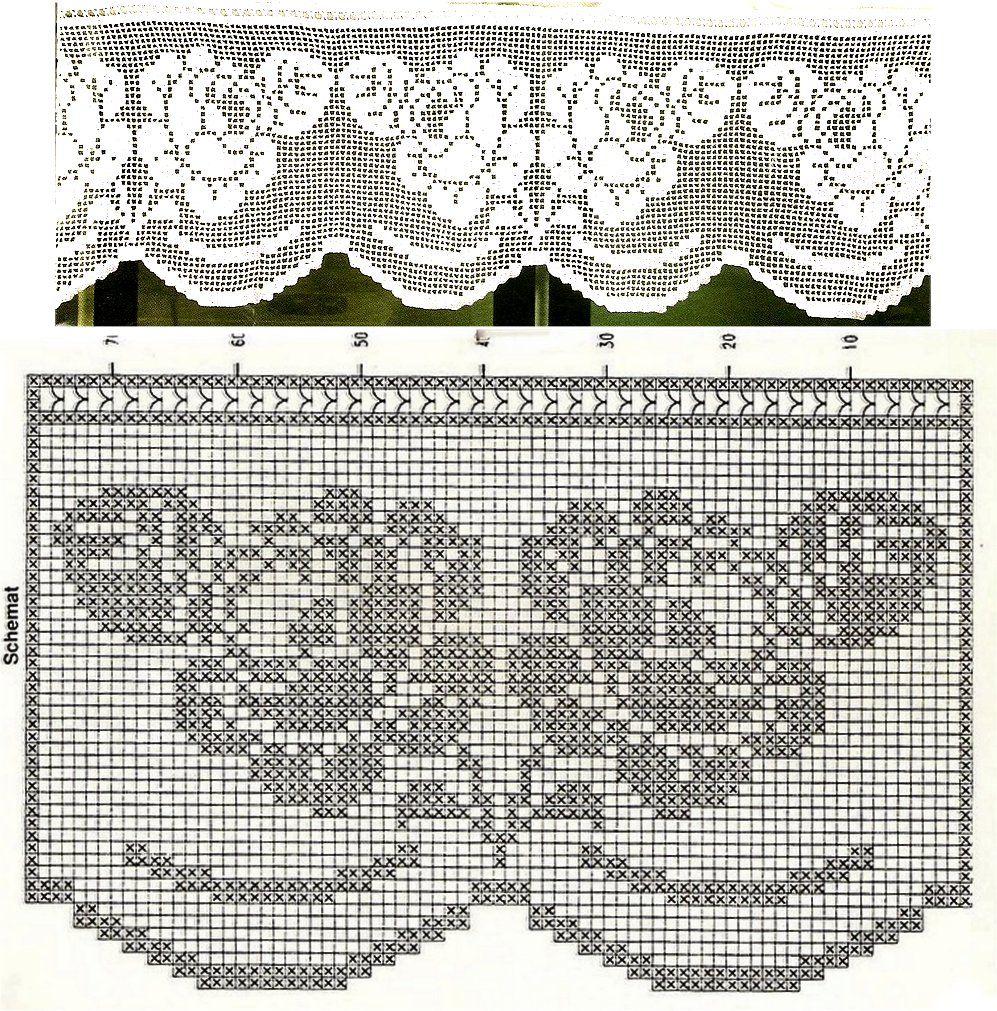 Jogo De Cozinha De Crochê Passo A Passo Com Gráficos 45