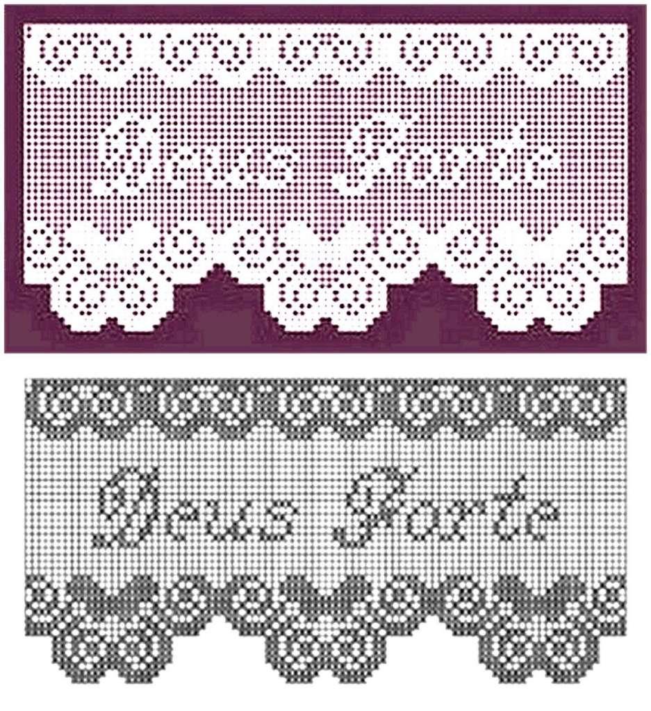 Jogo De Cozinha De Crochê Passo A Passo Com Gráficos 47