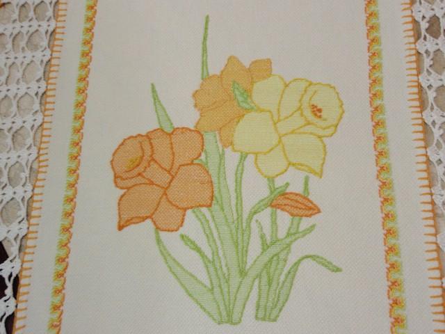 Bordar Flores Em Vagonite 6