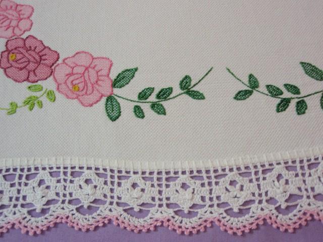 Bordar Flores Em Vagonite 8