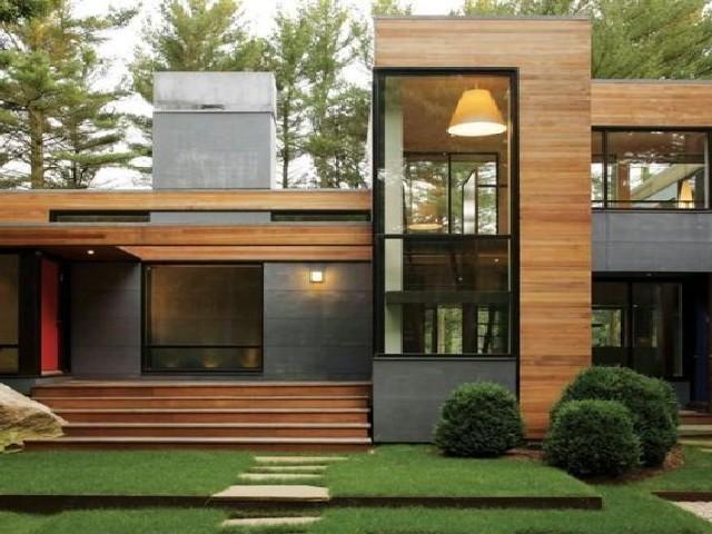 Casas De Madeira Modernas 2
