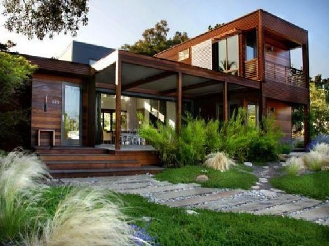 Casas De Madeira Modernas 3