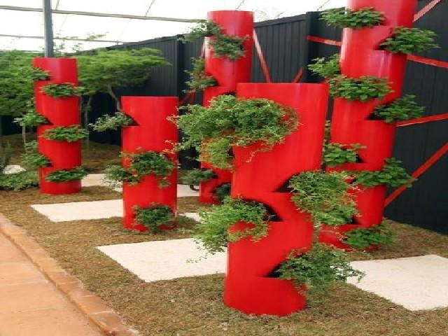 Fotos De Vasos Para Jardim Vertical4