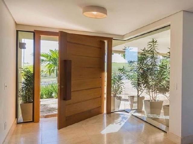 Porta De Entrada De Madeira Grande1