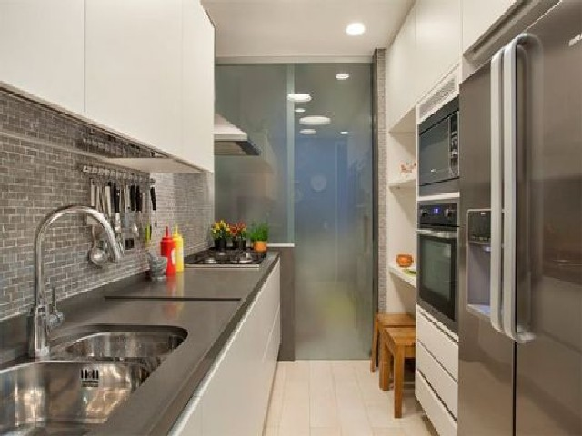 Portas De Vidro De Correr Para Cozinha 3