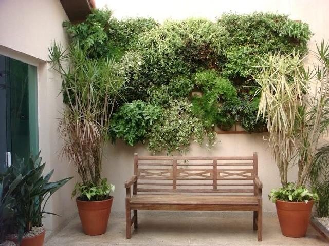 Vantagens De Usar Vasos Para Jardim Vertical1