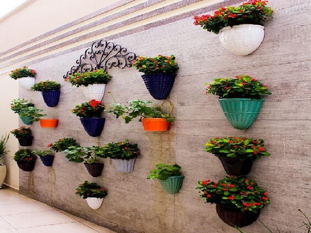 Vantagens De Usar Vasos Para Jardim Vertical2