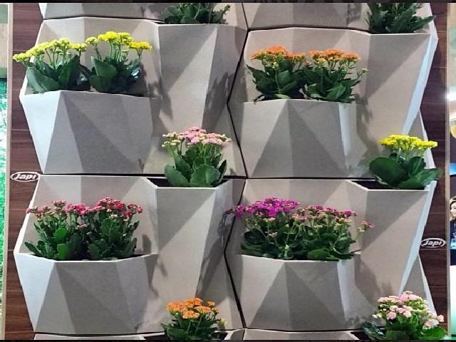 Vantagens De Usar Vasos Para Jardim Vertical3