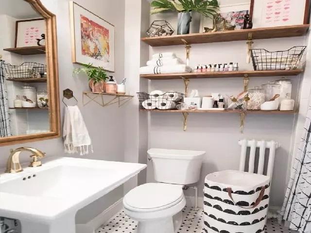 Banheiro Simples E Barata