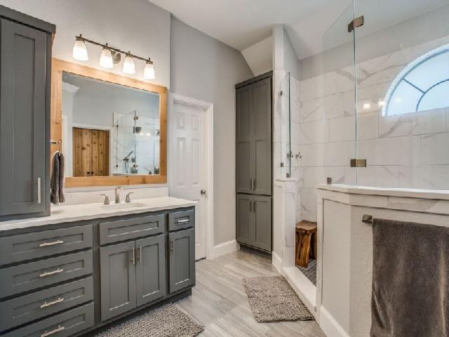 Banheiro Moderno E Rústico4