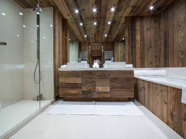 Banheiros Rústicos Com Detalhes Modernos4
