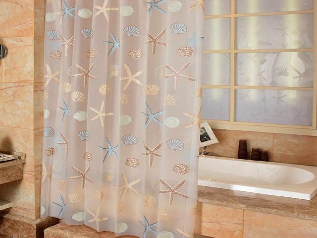 Cortina De Tecido No Banheiro4