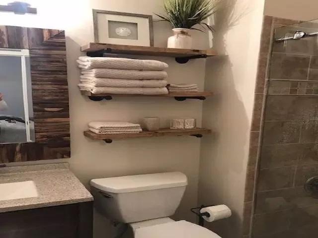 Decoracao Banheiro Simples Com Toalhas