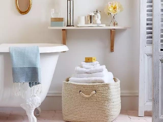 Decoracao Banheiro Simples E Barata