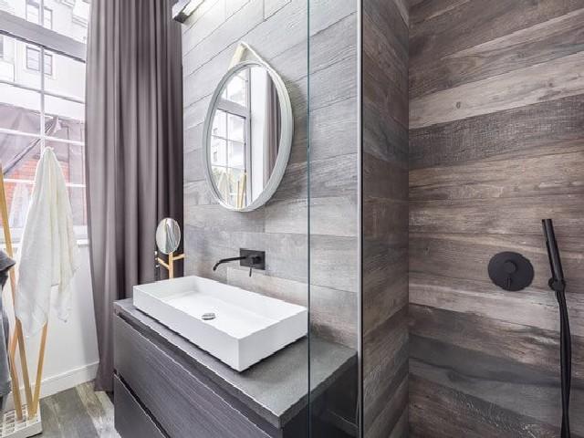 Fotos De Banheiros Rústicos16