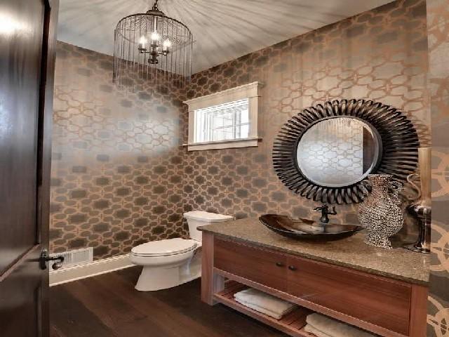 Fotos De Papel De Parede Para Banheiro5