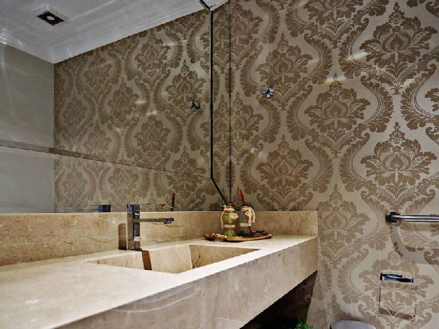 Fotos De Papel De Parede Para Banheiro7