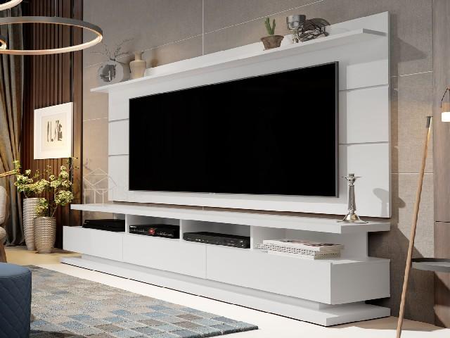 Painel Branco Para TV4