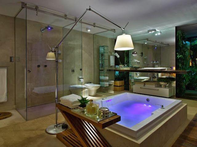 Papel de Parede para Banheiro – Fotos, Dicas e Preços!