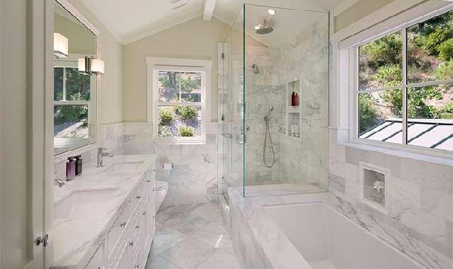 Pisos e Revestimentos para Banheiro – 102 FOTOS!
