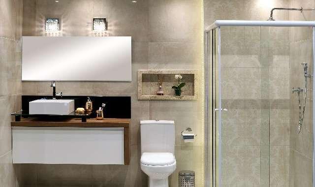 Porcelanato no Banheiro – Preço m², Tipos e Fotos!