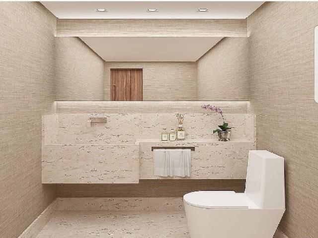 Preço De Papel De Parede Banheiro1
